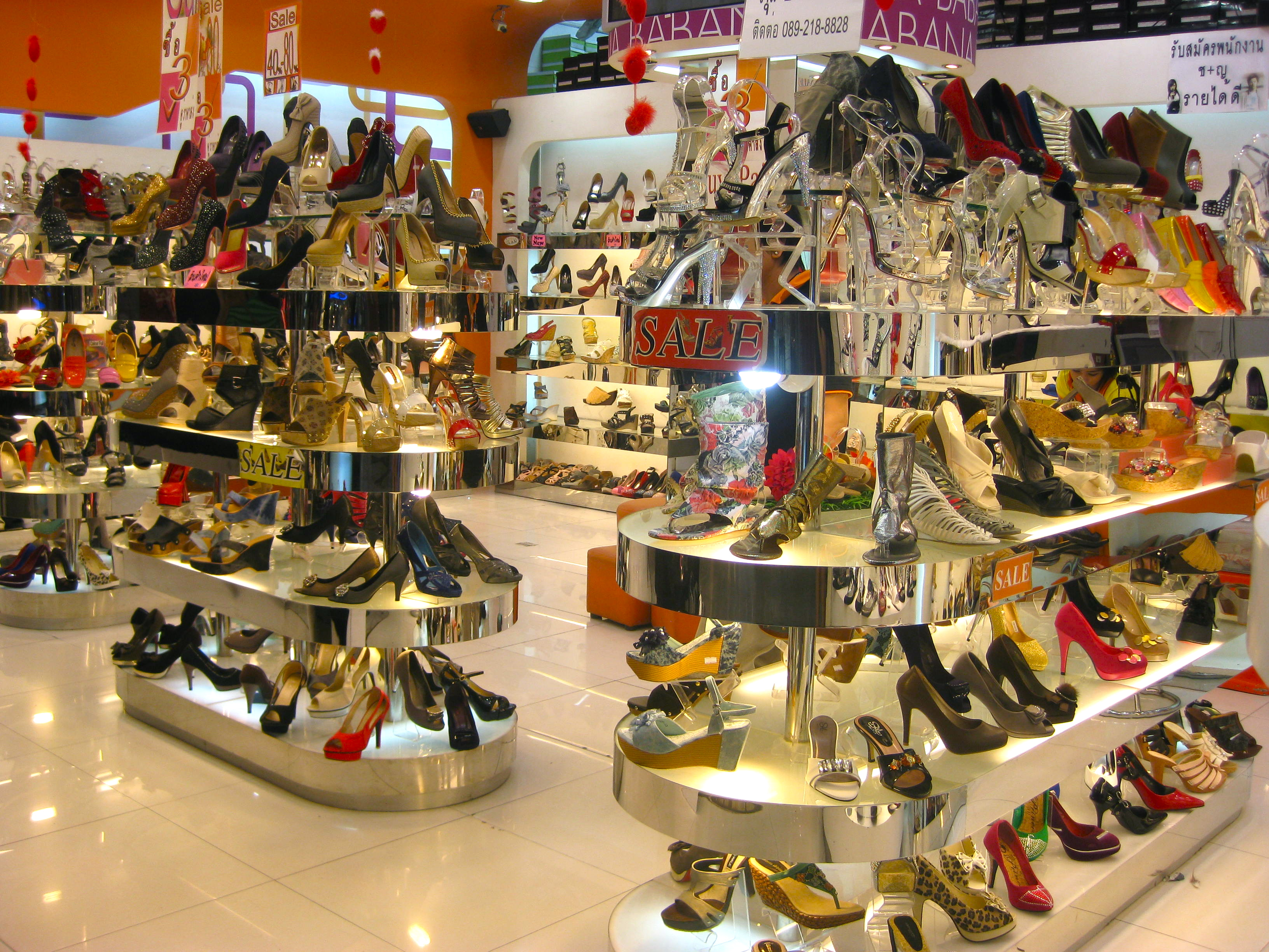 List of shopping malls in Thailand - Wikipedia